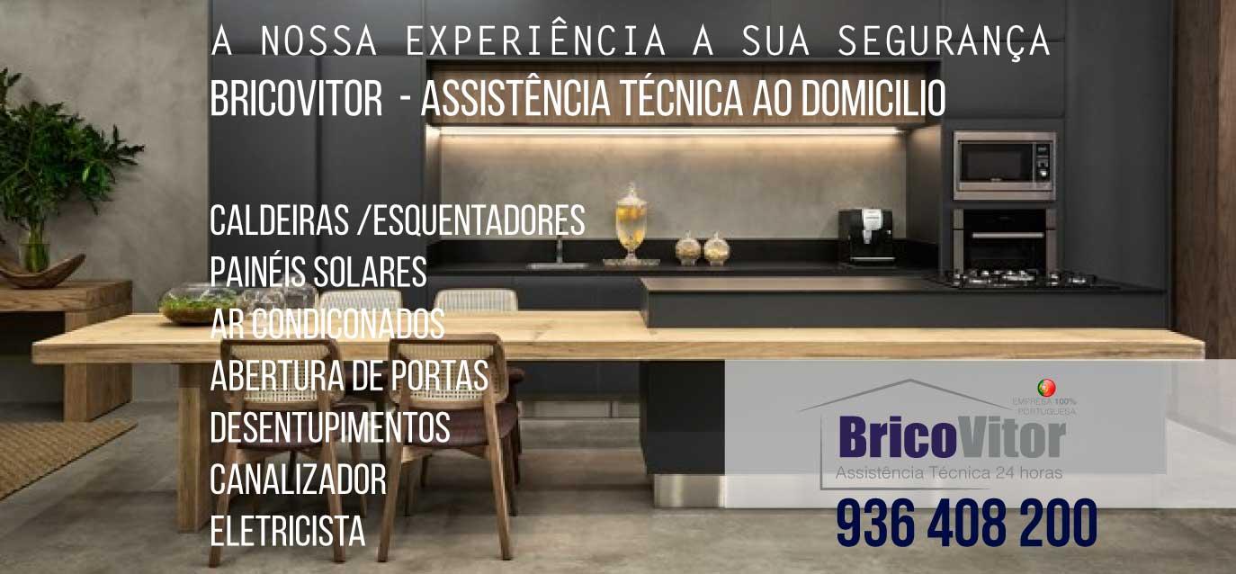 BricoVitor - Serviço Técnico especializado